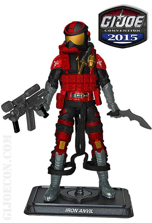 Iron Grenadiers Paratrooper: Iron Anvil