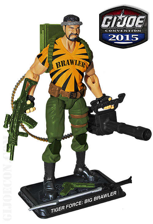 Tiger Force: Big Brawler