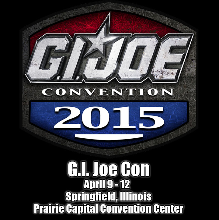 Join Us for the 2015 GIJoeCon!