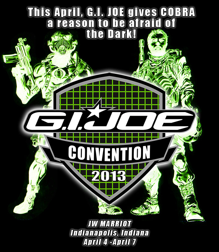 GIJoeCon 2013!
