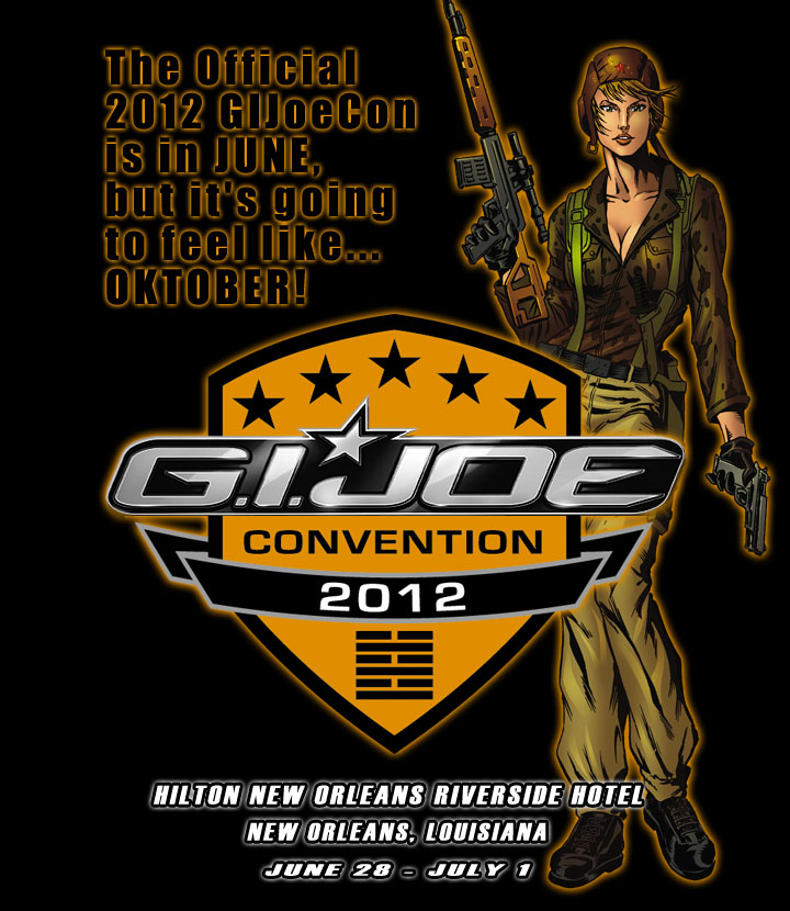 GIJoeCon 2012!